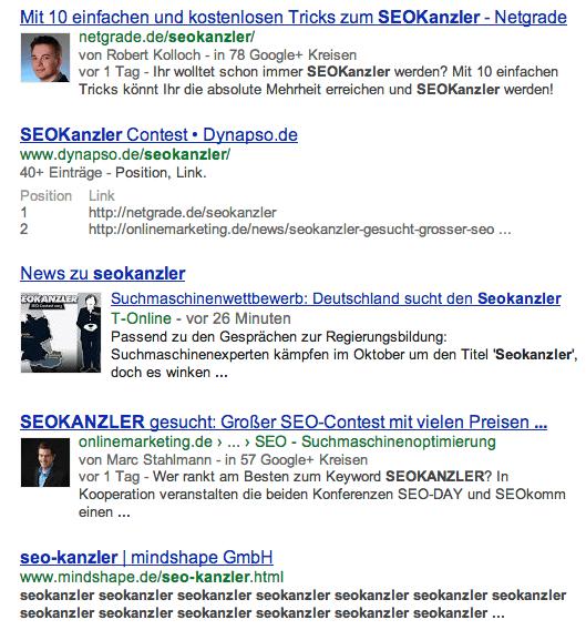google.de seokanzler