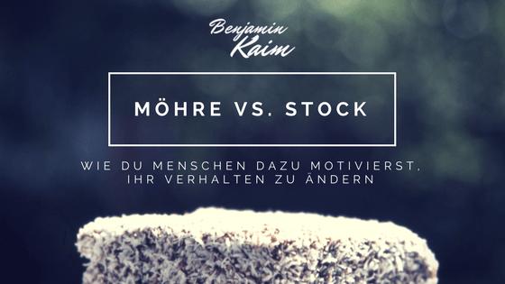 stock vs möhre